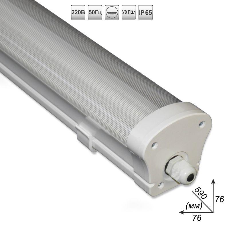 Светильник светодиодный PSK Prom 36W 4600 Lm IP65 BР